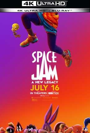 Filme Space Jam - Um Novo Legado 4K