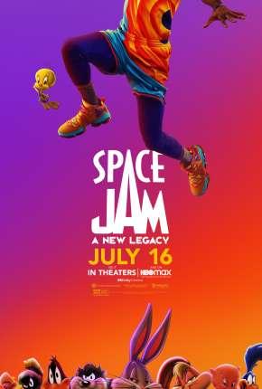 Filme Space Jam - Um Novo Legado