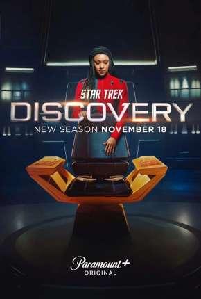 Série Star Trek - Discovery - 3ª Temporada