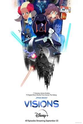Anime Star Wars - Visions - 1ª Temporada - Legendado