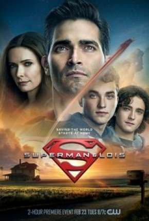 Série Superman e Lois - 1ª Temporada Legendada