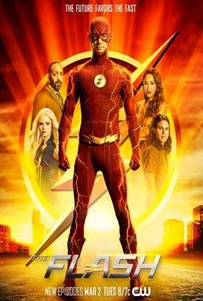 Série The Flash - 6ª Temporada Completa