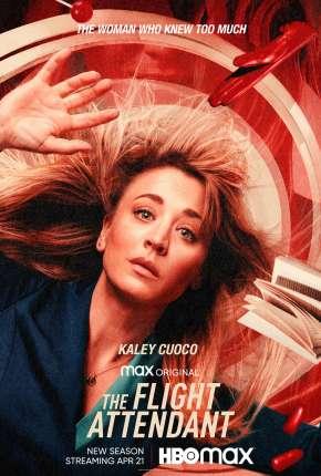 Série The Flight Attendant - 1ª Temporada Completa