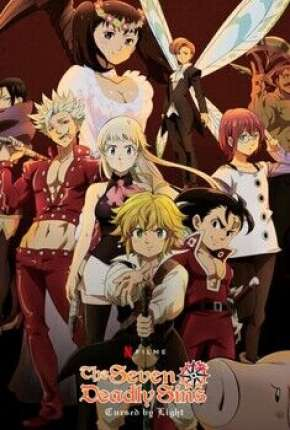 Filme The Seven Deadly Sins Cursed by Light