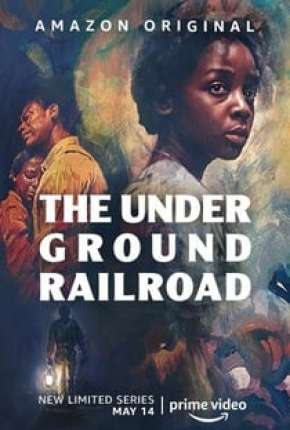 Série The Underground Railroad - 1ª Temporada Completa