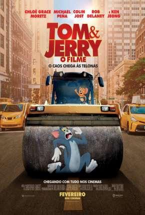 Tom e Jerry - O Filme - Legendado