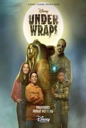 Filme Under Wraps - Uma Múmia no Halloween