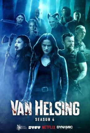 Série Van Helsing - 5ª Temporada Completa Legendada