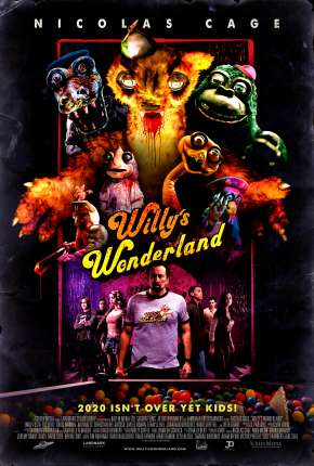 Filme Willys Wonderland - Legendado