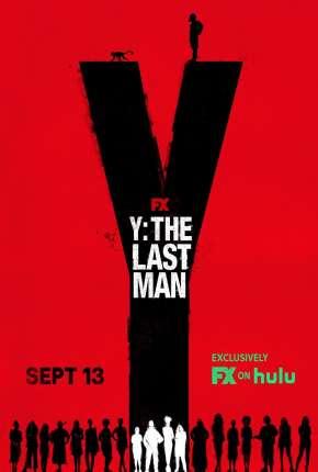 Série Y - O Último Homem - 1ª Temporada Legendada